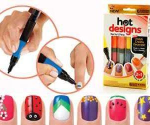 قلم طراحی ناخن هات دیزاین - فروشگاه کالا تی وی - kalatv.ir