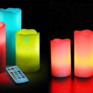 شمع های چراغ دار لوما کندل LED – فروشگاه اینترنتی کالا تی وی - kalatv.ir