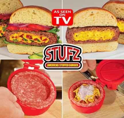 قالب همبرگر شکم پر استافز – فروشگاه اینترنتی کالا تی وی - kalatv.ir