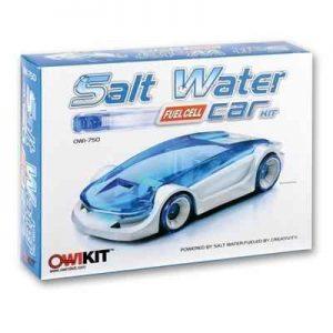 کیت ساخت ماشین جادویی با سوخت آب نمک - فروشگاه کالا تی وی - kalatv.ir