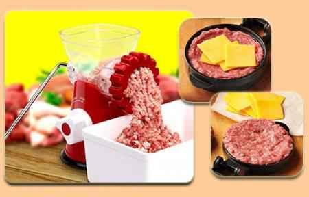 چرخ گوشت دستی خانگی – فروشگاه اینترنتی کالا تی وی - kalatv.ir