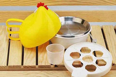 تخم مرغ پز برقی - فروشگاه کالا تی وی - kalatv.ir
