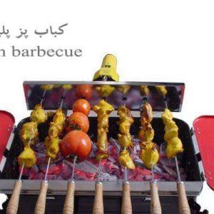 کباب پز گازی و ذغالی پلین - فروشگاه کالا تی وی - kalatv.ir
