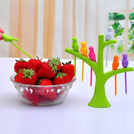 چنگال میوه خوری - فروشگاه کالا تی وی - kalatv.ir